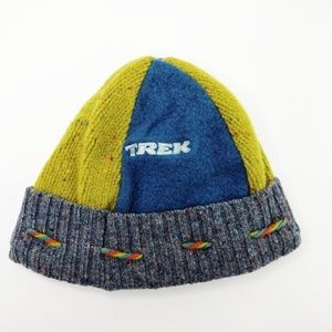 NWT Adult Fleece-Lined Felted Wool Beanie Hat